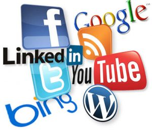 social media driving leads to websites