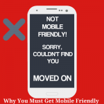 mobile friendly optimized user