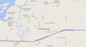 Chilliwack, BC Map Area