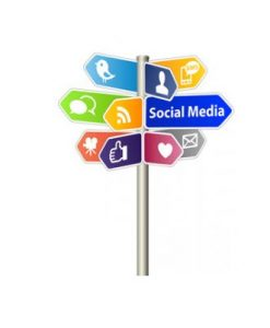 social media to get leads and grow business