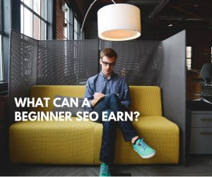 what can a new seo earn man looking for salary